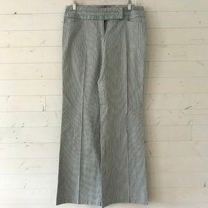 Nanette Lapore Pinstripes Trousers Pants